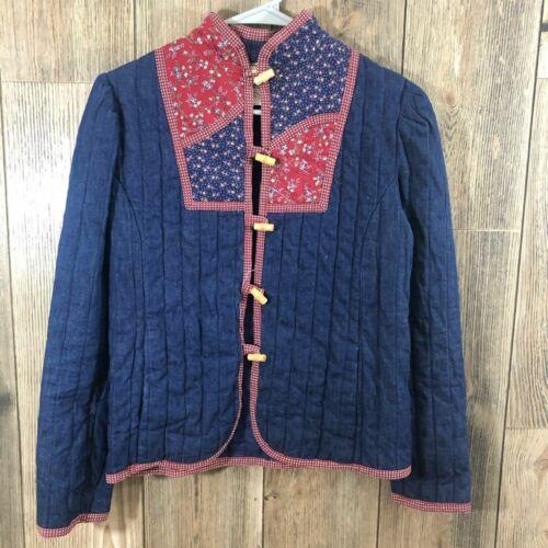 1970s Vintage Jessica's Gunnies Prairie Jacket