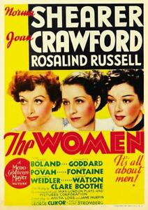 The-Women-1939-Norma-Shearer-Joan-Crawford-Cukor-Vintage-Drama-Film-DVD