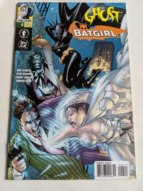 Ghost Batgirl #4 December 2000 Dark Horse Comics