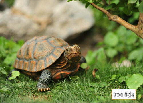 Garden decoration small ornament simulation animal model toy artificial turtle