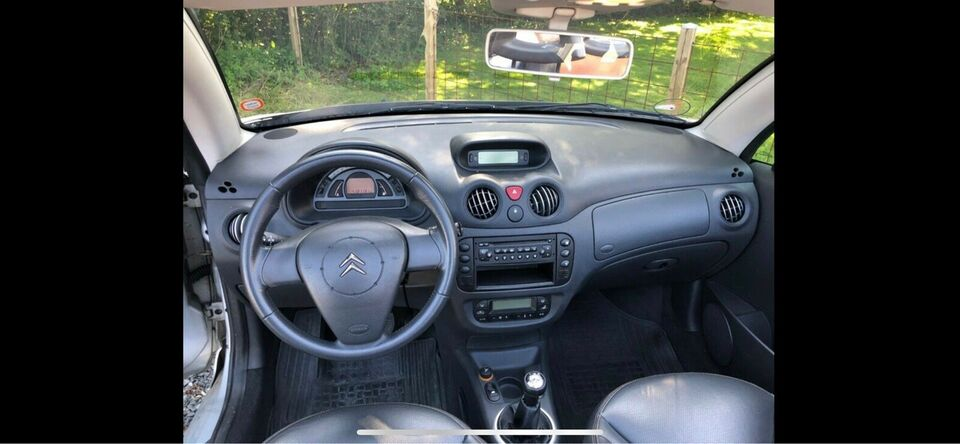 Citroën C3, 1,4 HDi 100 Pluriel, Diesel