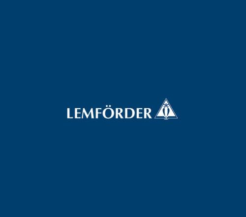Mercedes-Benz E320 Lemforder Rear Manual Transmission Mount 1084901 1242400618