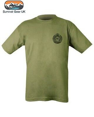 BRITISH ARMY ROYAL ENGINEERS T-SHIRT MENS S-2XL MILITARY SAPPER TOP 100/% COTTON