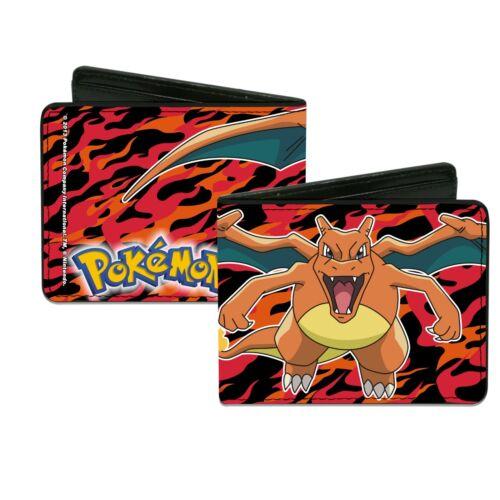 Wallet Pokemon Charizard PKT