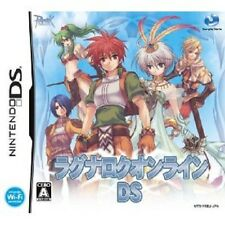 Nintendo DS Ragnarok Online NDS Lite Japan F/S