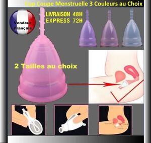 Coupe Cup menstruelle femmes hygiène féminine qualité médicale Règles tampons
