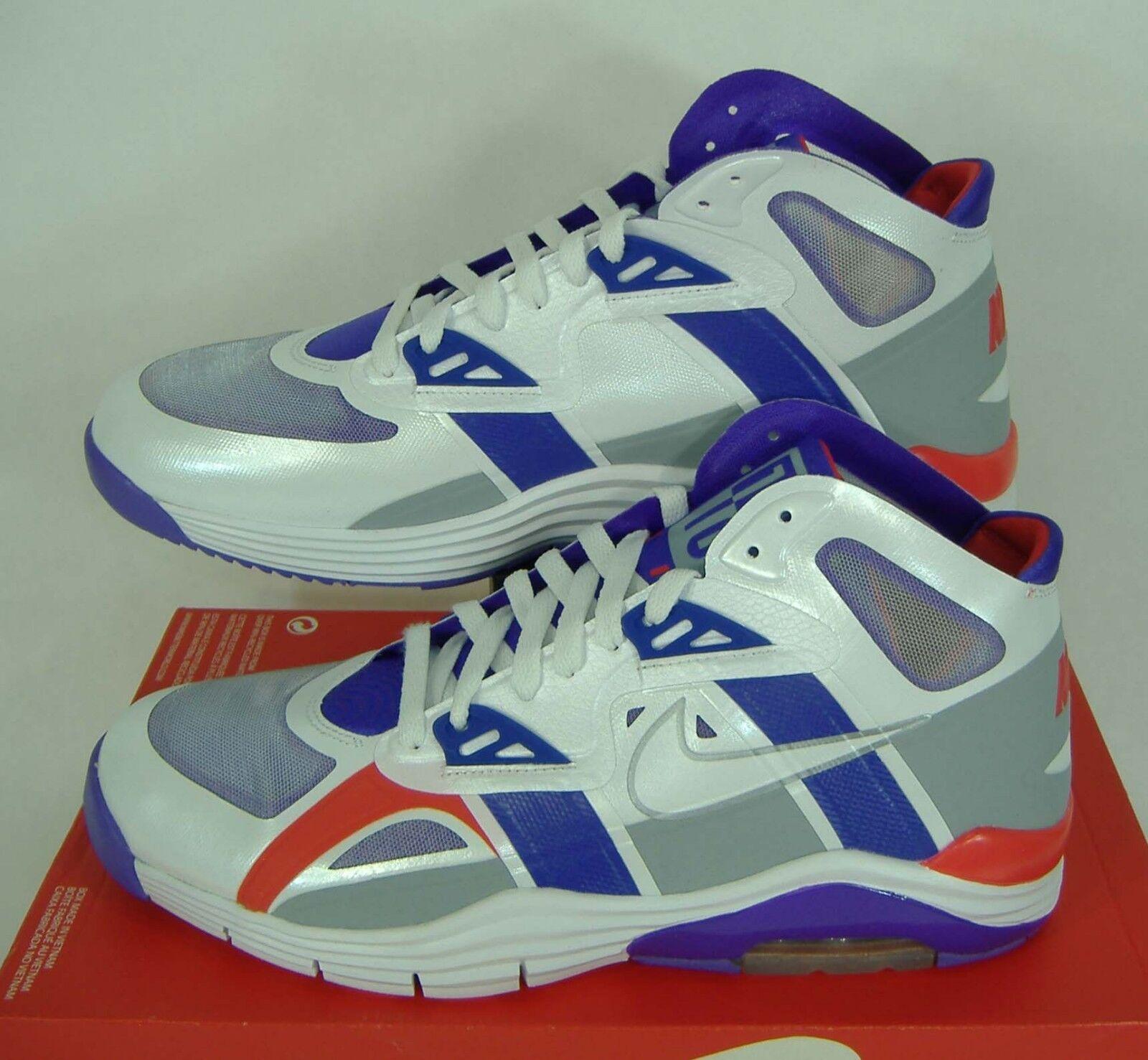 Nuevo hombre 13 Nike Lunar 180 Trainer Trainer Trainer Sc Zapatos de baloncesto 130 630922 -100 609d22