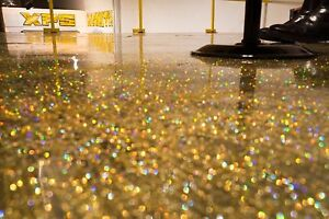 Hemway Glitter Floor Crystals Pigment For Epoxy Resin