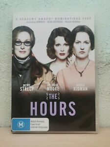 The-Hours-DVD-2012-DRAMA-Meryl-Streep-Julianne-Moore-Nicole-Kidman-Region-4