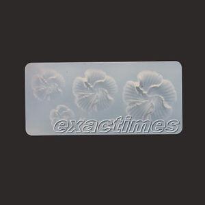 3d nail art acrylic mold petal shape nail mould diy for 3d acrylic nail art mold diy decoration