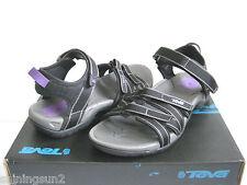 Teva Tirra Black Womens Sandals US7/UK5/EU38