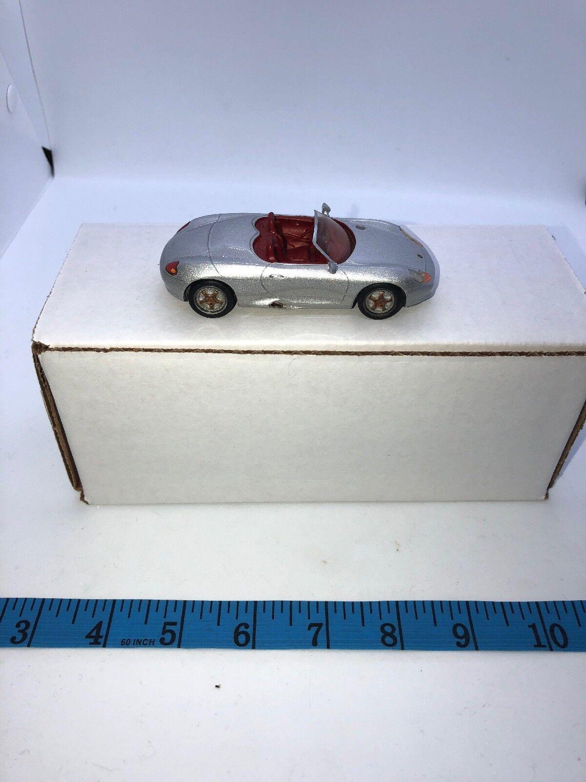 connotación de lujo discreta Motor de arranque 1 43 T103 1992 Porsche Boxster Boxster Boxster Resina Coche Modelo Hecho a Mano Plata Francia  a la venta