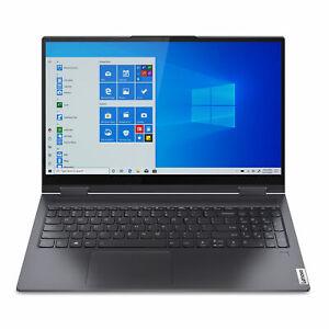 """Lenovo Yoga 7i Laptop, 15.6"""" FHD IPS Touch 500 nits, i7-1165G7"""