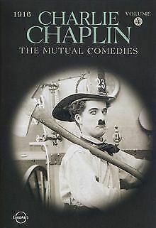 Charlie Chaplin - The Mutual Comedies Vol. 4, 1916 | DVD | Zustand sehr gut