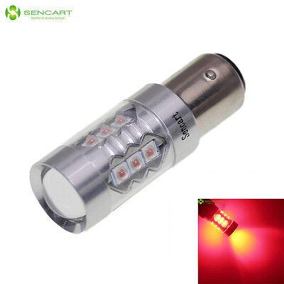 Sencart Red 1157 Ba15d  80W 16 CREE XP-E LED Brake Light Turn Signal Light