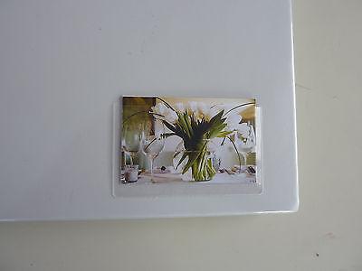 60 100 300 selbstklebende Visitenkartenhüllen 95 x 60 mm Visitenkartentaschen