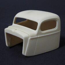1941 Chevy chopped truck cab 1/24th - 1/25th Jimmy Flintstone Resin Body nb291