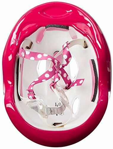 NEW Minnie Mouse Pretty in Polka Dots Toddler Helmet FREE SHIPPING