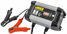 JEGS 81954 3 Amp Battery Charger & Maintainer for 6 & 12 Volt