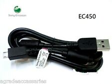 Sony EC480 450 700 Micro USB Data Cable For Xperia Z Z1 Z2 ZL E S P L ZR M2 C3