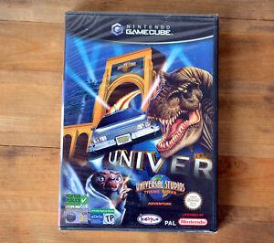 Nintendo-GameCube-Universal-Studios-Theme-Park-Adventure-NEW-amp-SEALED-PAL