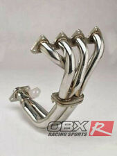 OBX Stainless Exhaust Header For 1994 To 1999 Integra GSR 1.8L DOHC VTEC B18C