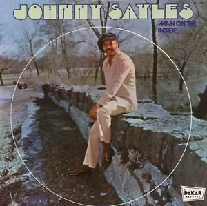 JOHNNY-SAYLES-Man-On-The-Inside-DAKAR-RECORDS-Sealed-Vinyl-Record-LP