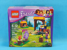 Lego Friends 41120 Adventure Camp Archery 114pcs New Sealed 2016 Mia