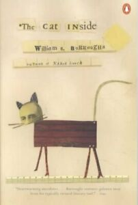 Cat-Inside-Paperback-by-Burroughs-William-S-Brand-New-Free-shipping-in-t