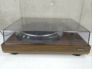 Denon-DP-50M-Direct-Drive-Record-Player-Turntable-In-VG-Condition