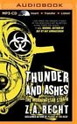 Thunder and Ashes by Z A Recht (CD-Audio, 2014)