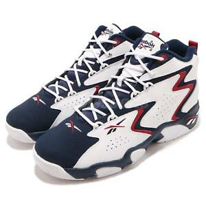 615fccdfed32bd Reebok Mobius OG MU White Navy Red Men Basketball Casual Shoes ...