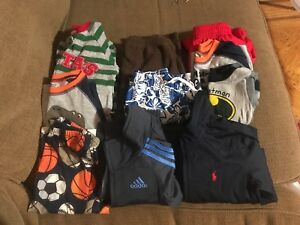 Lot Of 10 Baby Boy Clothes Size 18 Months Ebay