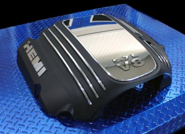 ACC 2008-2012 Dodge Challenger 5.7L Chrome Engine Shroud Dress Up Bay Trim Kit