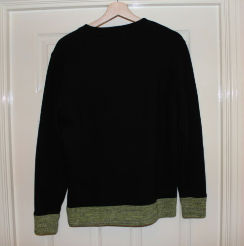 Size X 0 sml Black Sweat amp; And Bnwt Crew Crafted Chest Levi`s 38