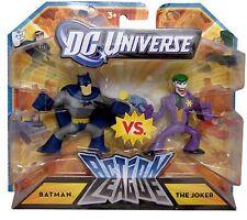 DC Comic Universe Batman Vs Joker Action League  Action Figure New / Sealed