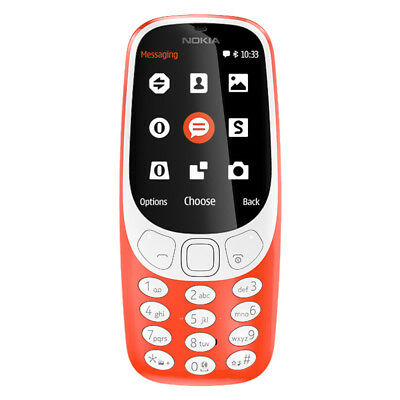 NEW NOKIA 3310 2017 DUAL SIM 2MP CAMERA UNLOCKED SPECIAL OFFER FANTASTIC PHONE