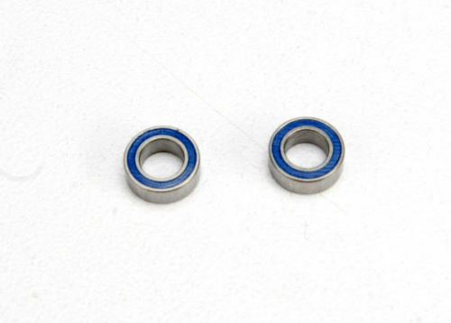 TRAXXAS 5124 Cuscinetti 4x7x2,5 Blu Rubber//BALL BEARINGS BLUE RUBBER TRAXXAS
