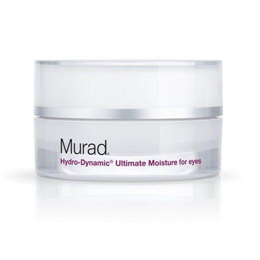 Murad Hydro-Dynamic Ultimate Moisture For Eyes .5/oz/15mL New Sealed Age Reform