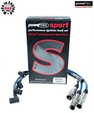 PowerTEC Sport 8mm Ignition Leads HT Cables Wires Audi a3 8L a4 B5 B6 B7 1.6i