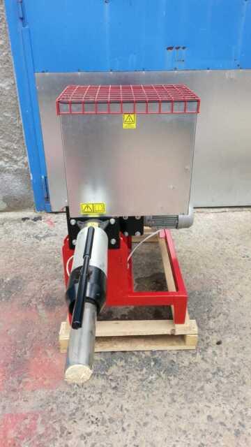 Hydraulic Sawdust Briquette Press
