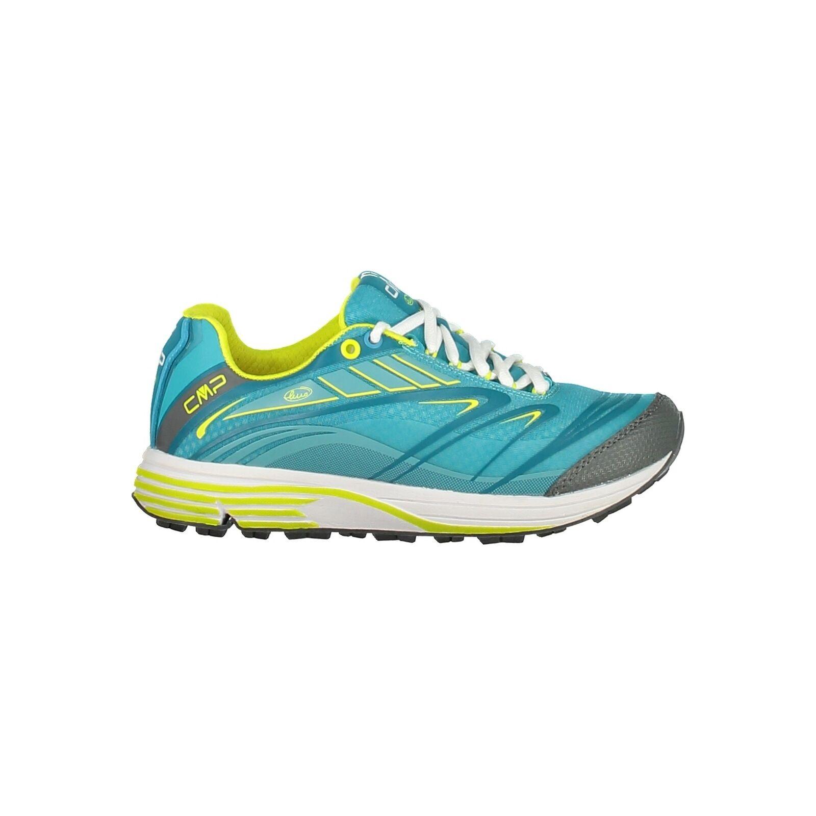CMP zapatillas calzado deportivo maia WMN Trail zapatos azul ligeramente monocromo nylon Mesh