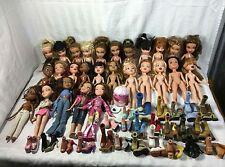 Bratz Doll Lot 27 Dolls Plus 23 pairs of Shoes: 26 Girls, 1 Boy