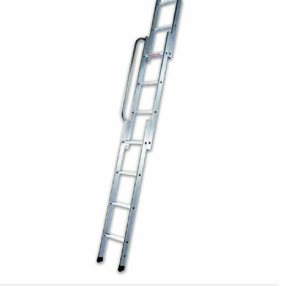 YOUNGMAN EASIWAY 313340 EASYWAY SLIDING LOFT ACCESS LADDER 3 SECTION BS EN14975