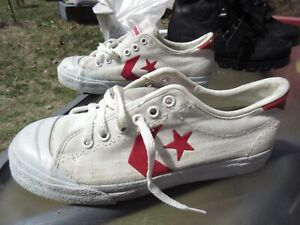 f5fced7e03a75d CONVERSE One Star Canvas Tennis Shoes   Made in USA   US Men  5 1 2 ...