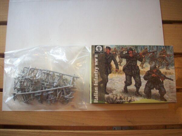 Cosciente Airfix-waterloo Italian Infantry, Scala 1/72