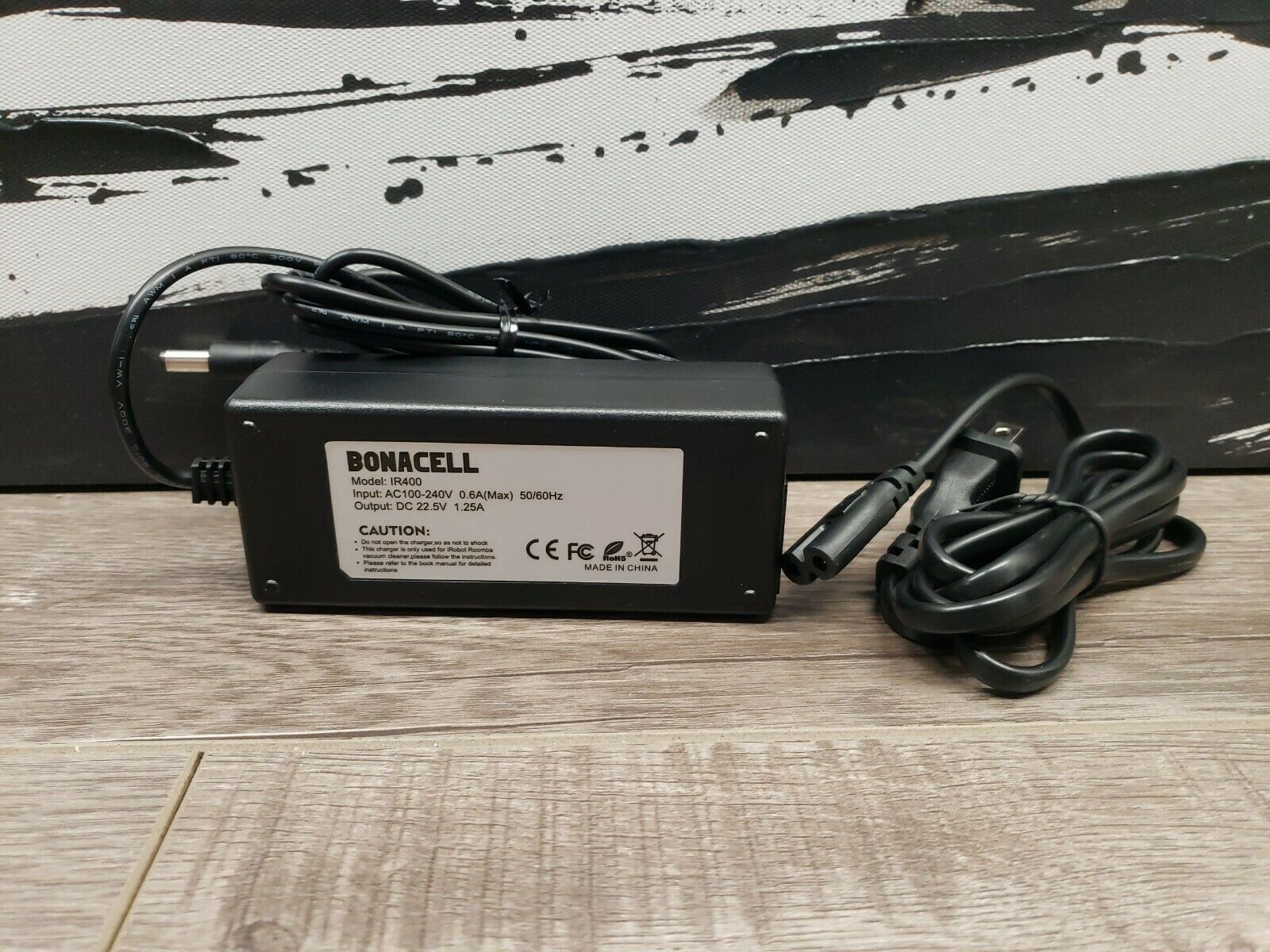 Details about  /Fancy AC Adapter for Irobot Roomba 500 880 400 600 700 800 Series Power Charger