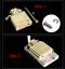 1-Set-lighter-repair-part-flint-screw-spring-amp-base-plate-wheel-Rivet-for-ZippoO thumbnail 5