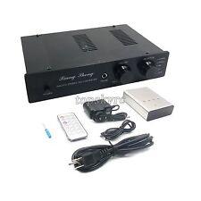 XiangSheng DAC-01A DAC Headphone Amplifier XMOS-U8 USB Bluetooth Receiver Black