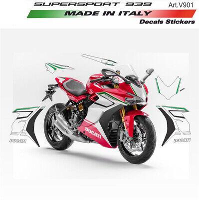 Attento Kit Adesivi Special Per Ducati Supersport 939 I Clienti Prima Di Tutto